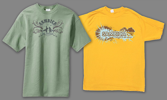 2008 SAMBICA T-Shirt product