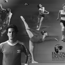 Falcon Legends Hall of Fame Poster