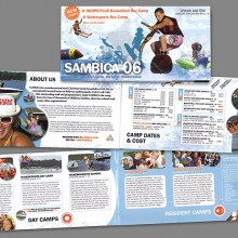SAMBICA Summer Camp brochure 2006