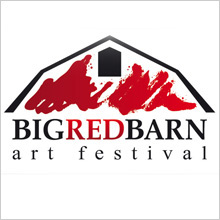 Big Red Barn Art Festival logo