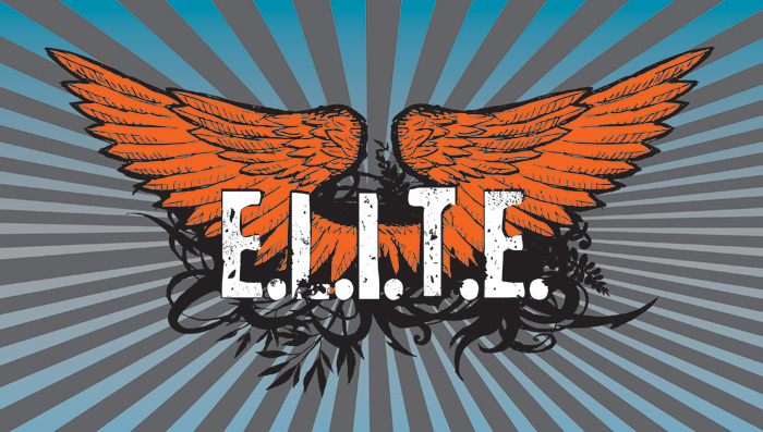 E.L.I.T.E. Styled Logo